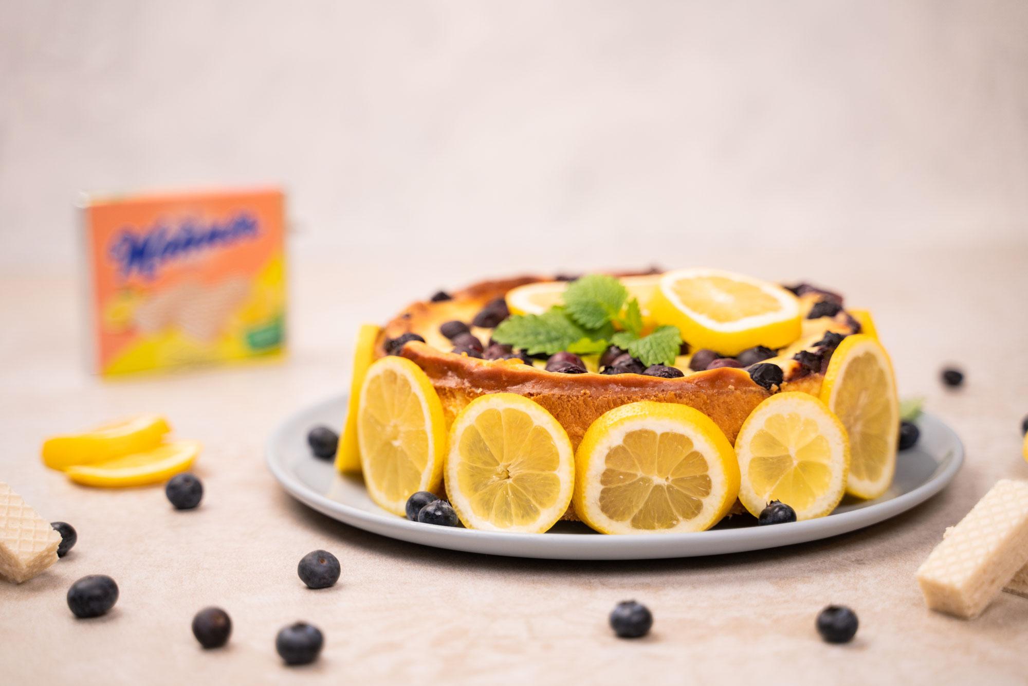 Zitronen-Mascarpone-Tarte