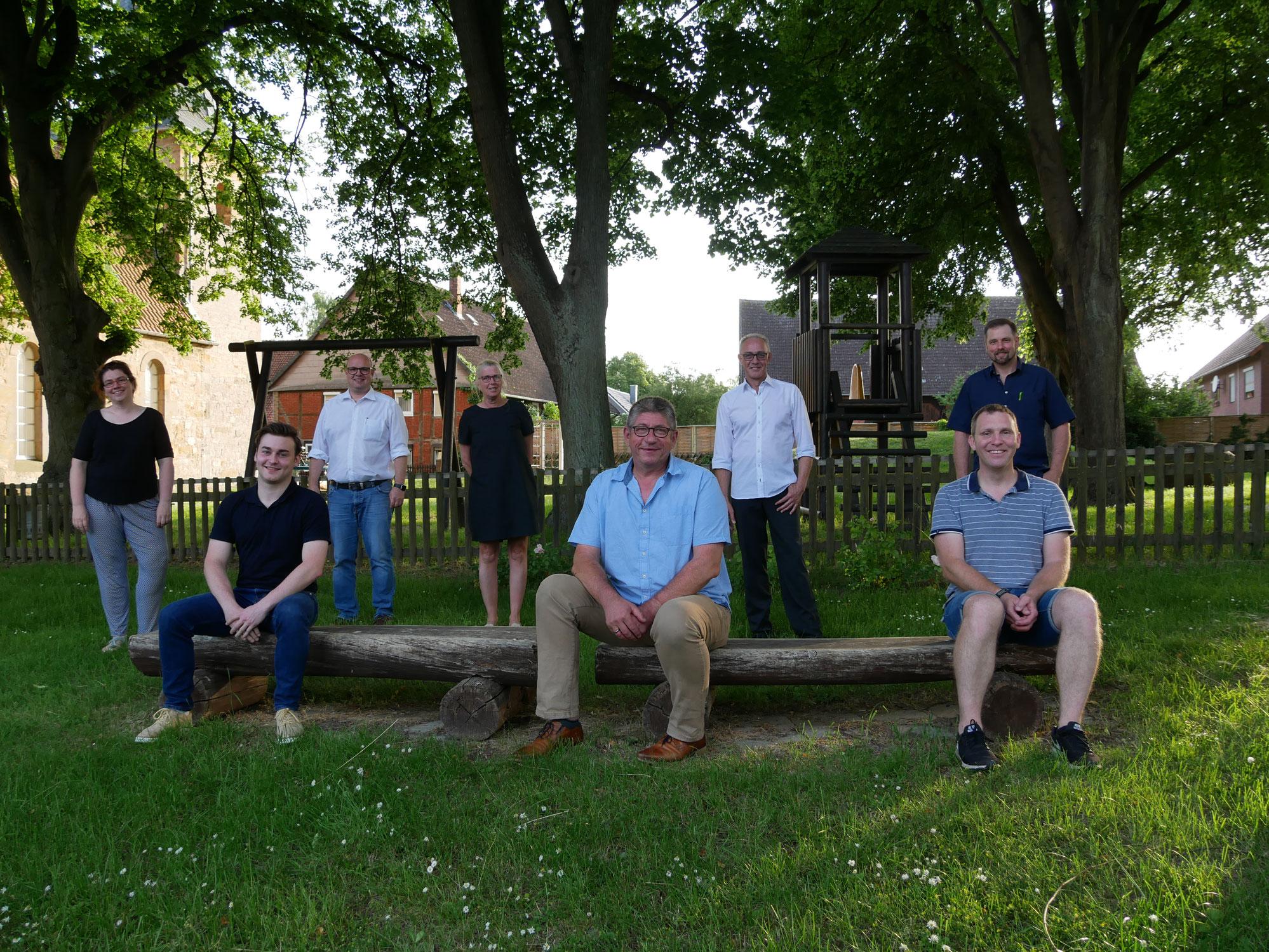 Das sind sie: Unsere Kandidaten für den Gemeinderat Burgdorf