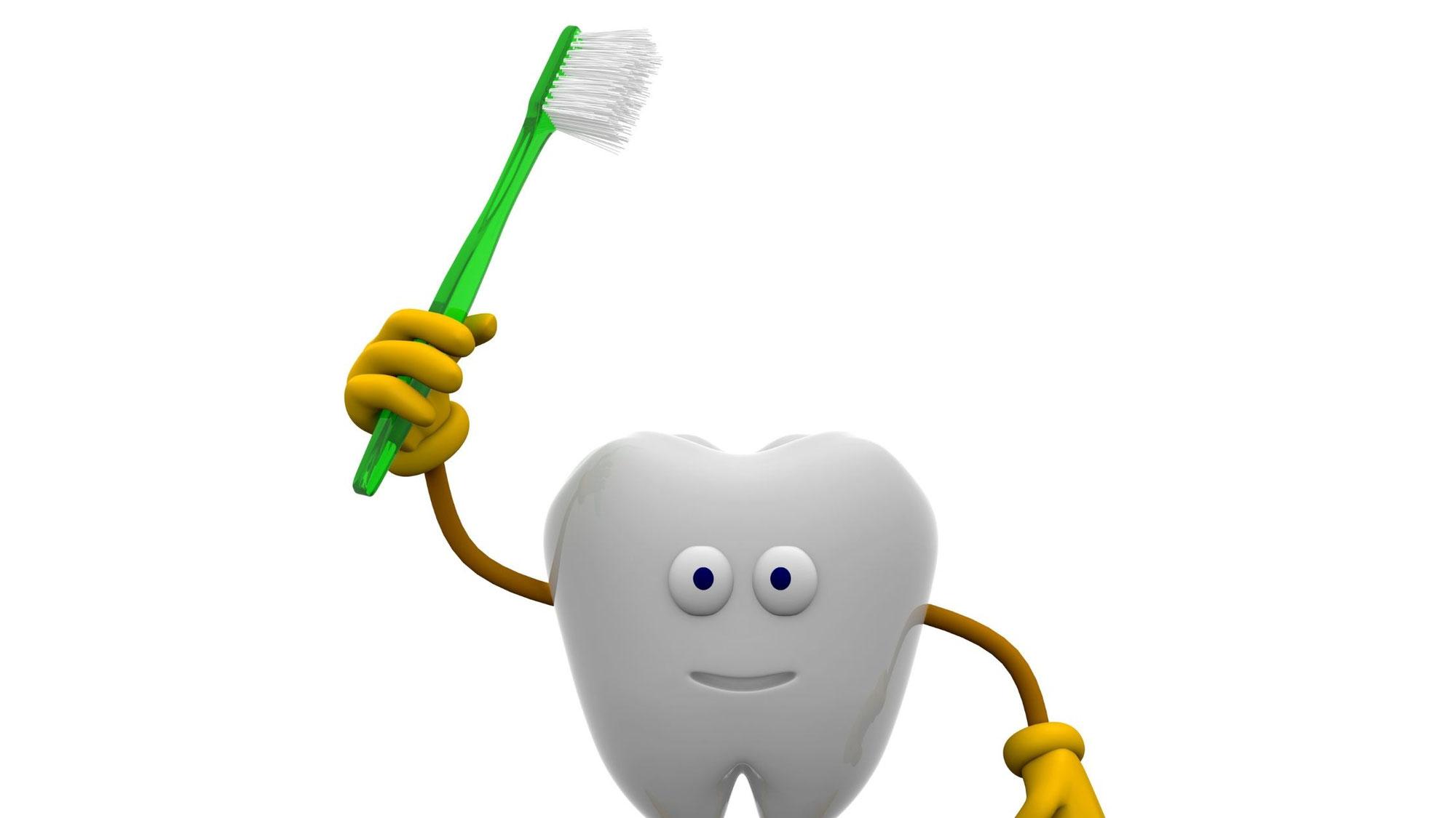 心置きなく歯磨きできるテレワーク