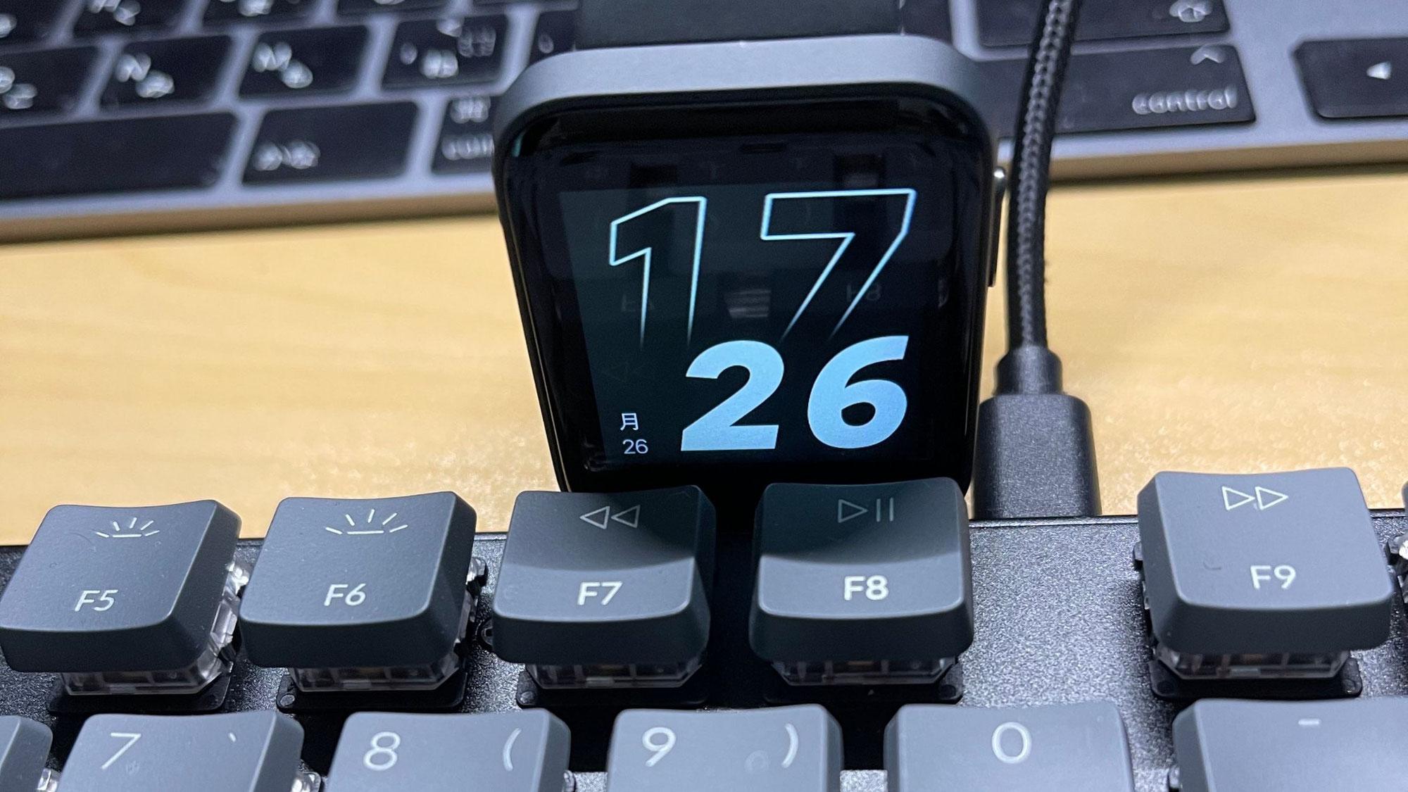 来ました!Xiaomi Mi Watch Lite GPS&GLONASS搭載 スマートウォッチ