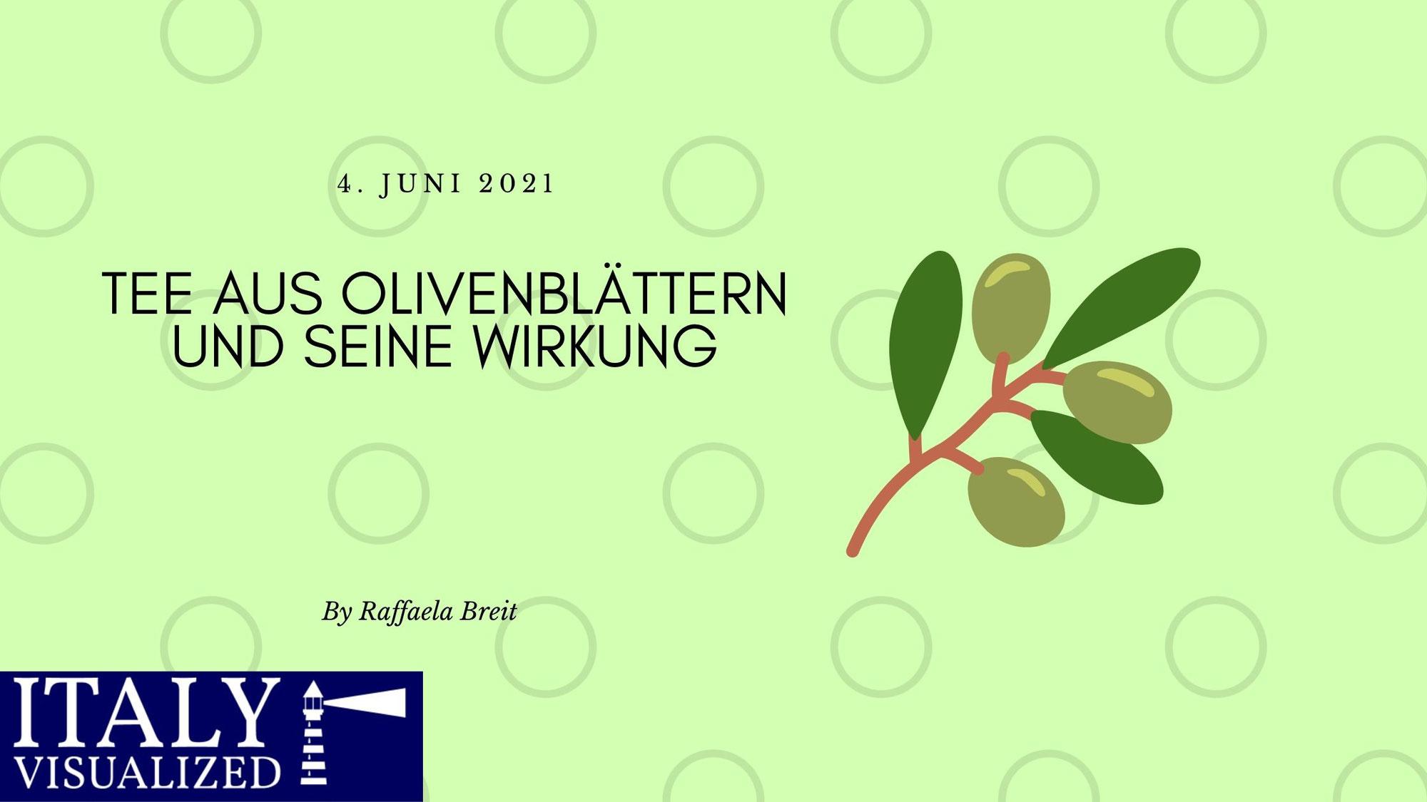Tee aus Olivenblättern und seine Wirkung