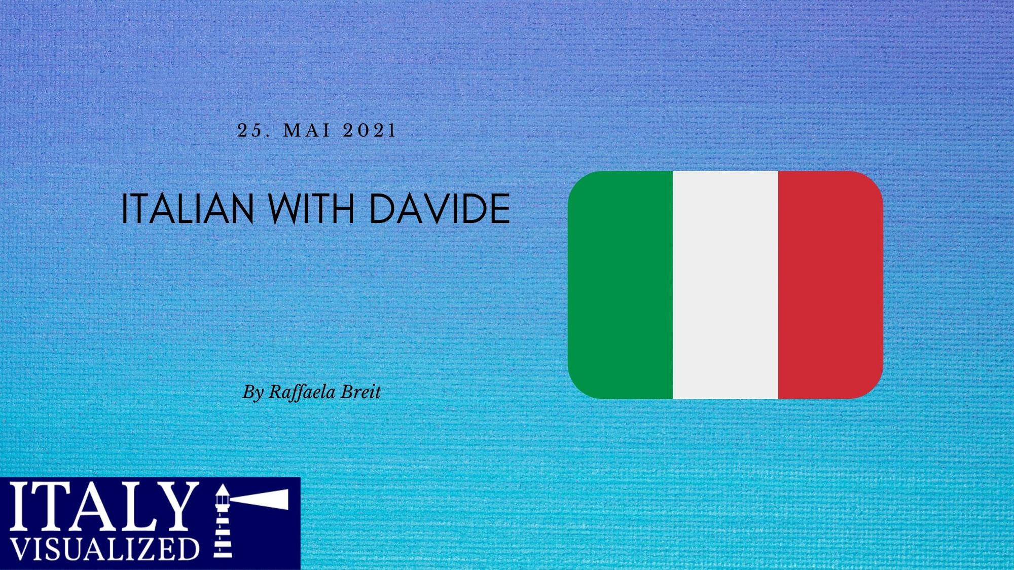 Italian with Davide