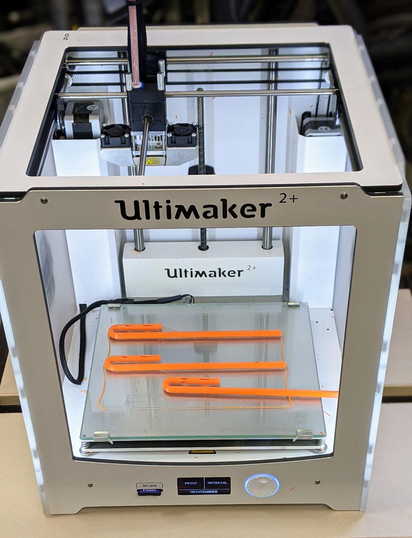 Wieder verwertbare Strohhalme aus dem 3D-Drucker