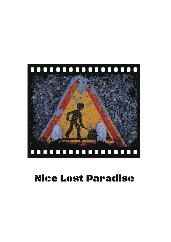 """""""Nice lost Paradise"""" Le livre."""