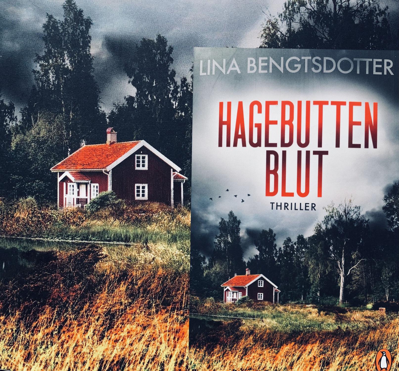 Lina Bengtsdotter: Hagebuttenblut