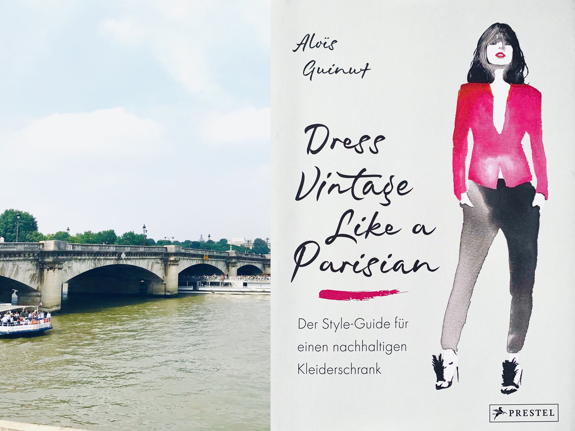 Aloïs Guinut: Dress Vintage Like a Parisian