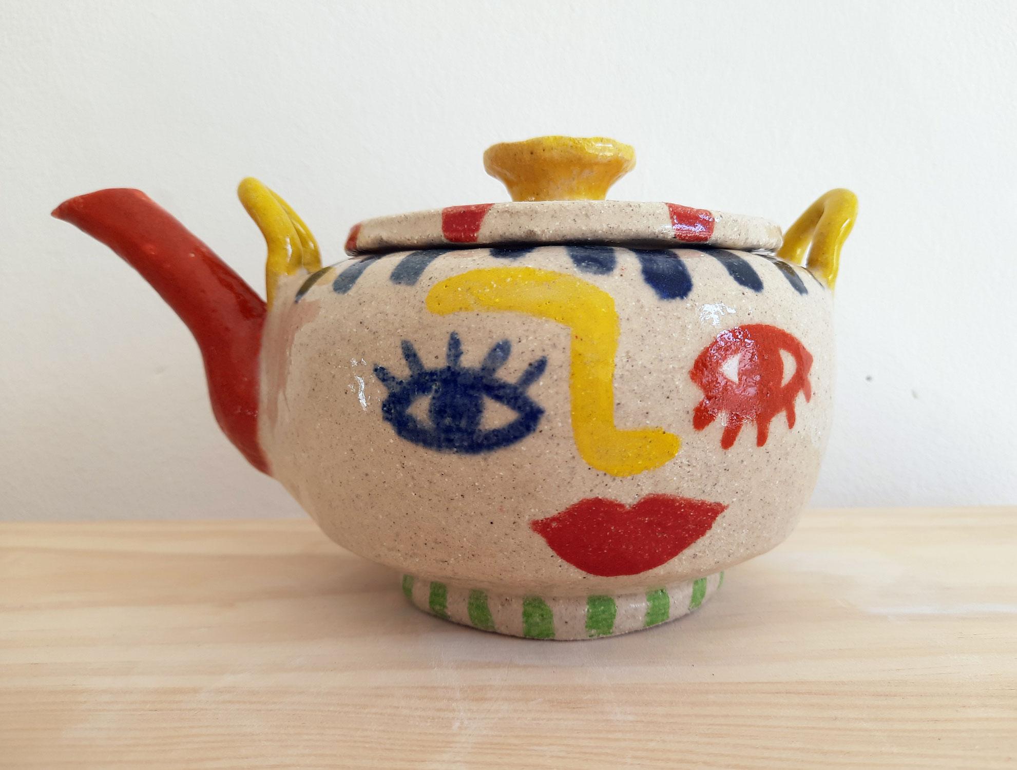piezas de taller de cerámica