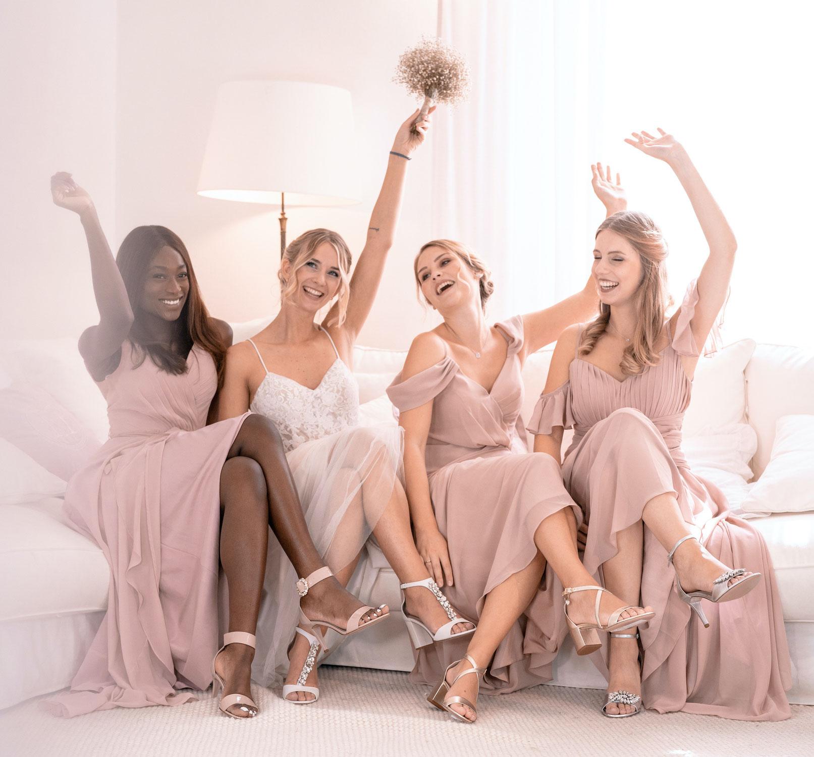 Personalisierbare Brautschuhe – Ganz besondere Schuhe für Deinen großen Tag
