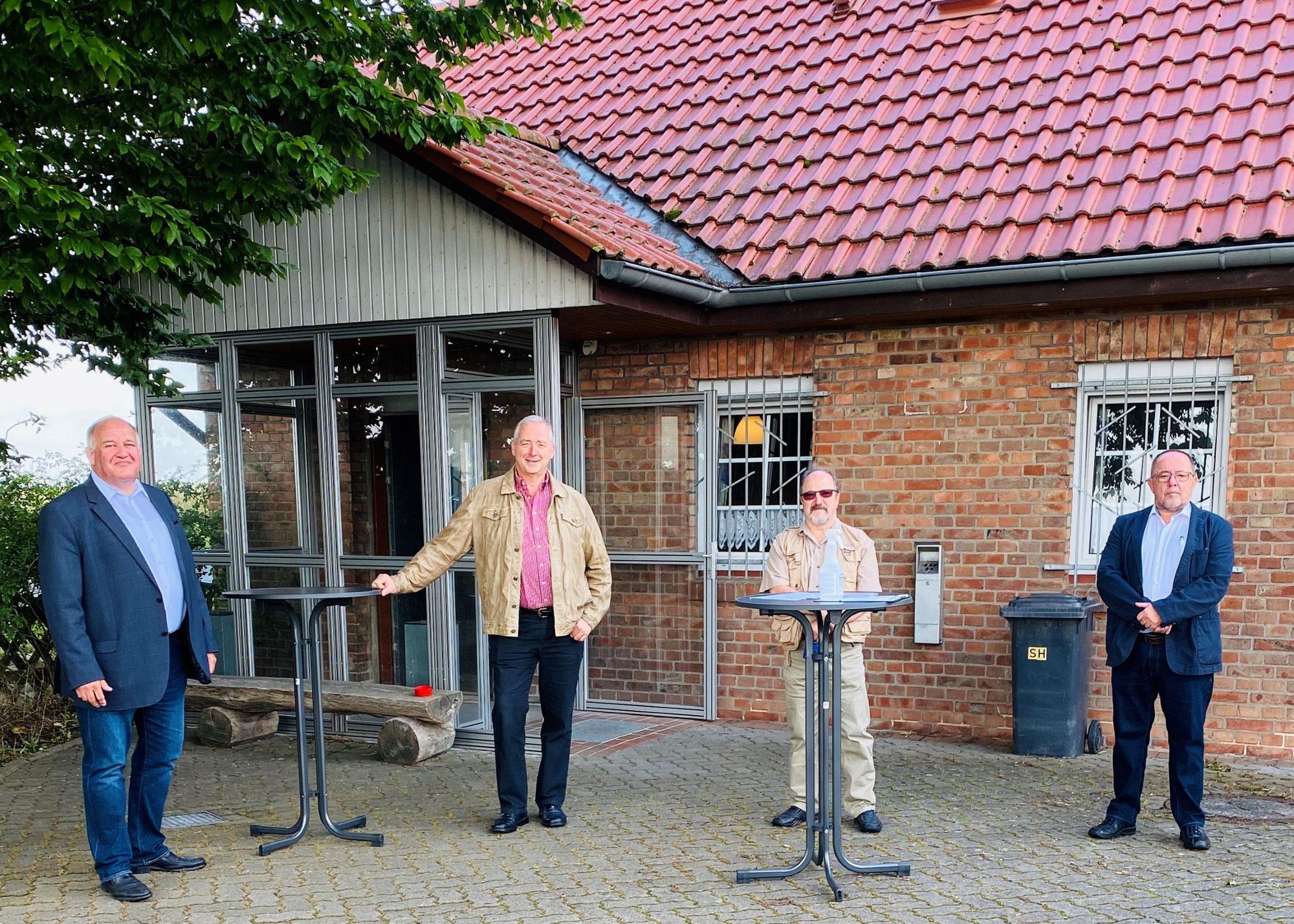 KV Wolfenbüttel Salzgitter/KK Berel: Start der Sommertour des Landtagsvizepräsidenten Frank Oesterhelweg