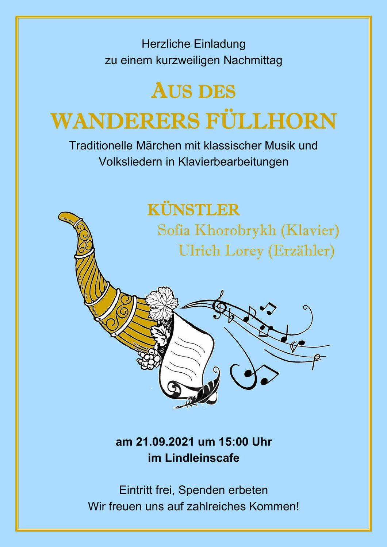 Aus des Wanderers Füllhorn - NEU!