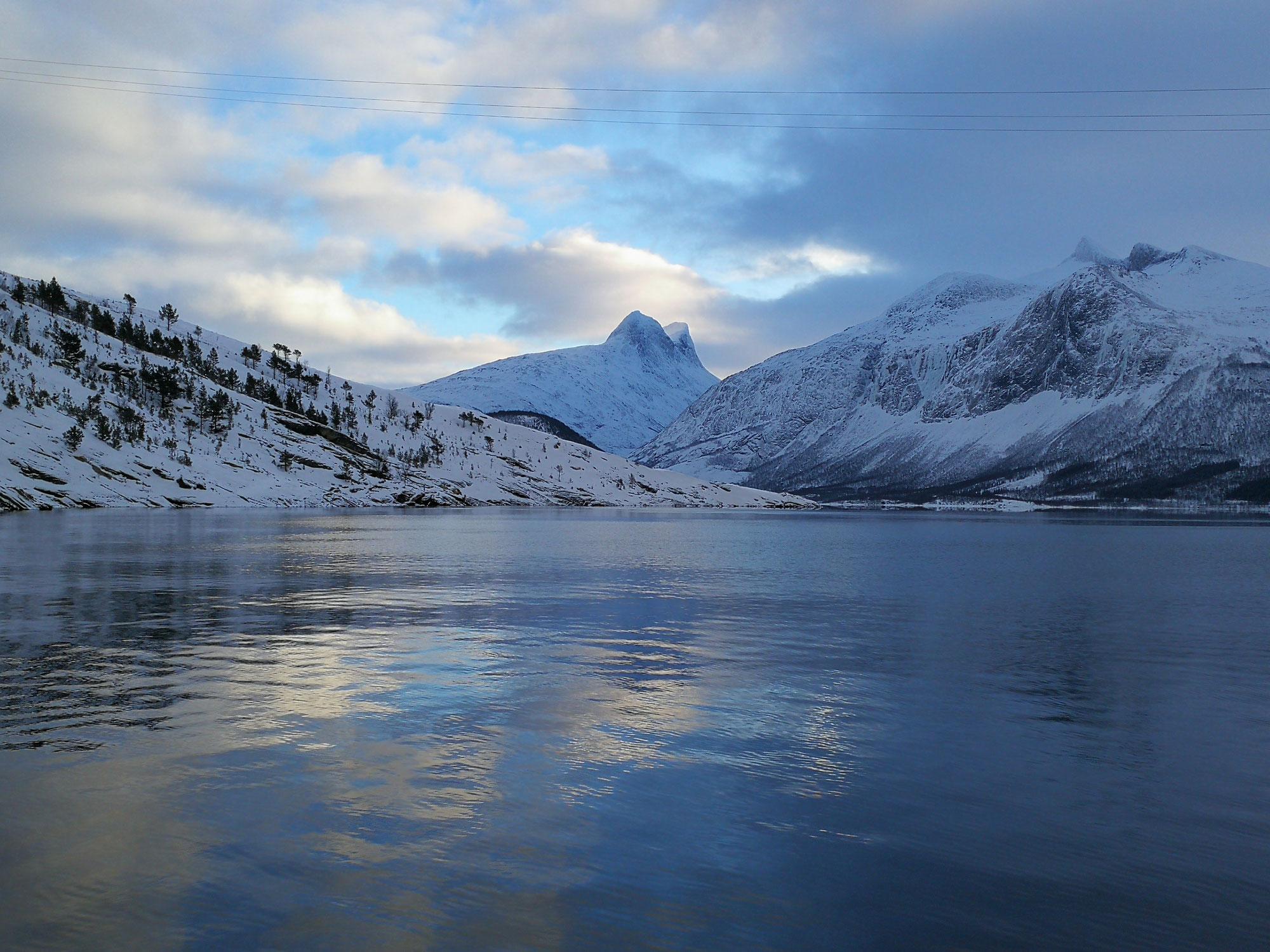 Winter im hohen Norden Teil 2