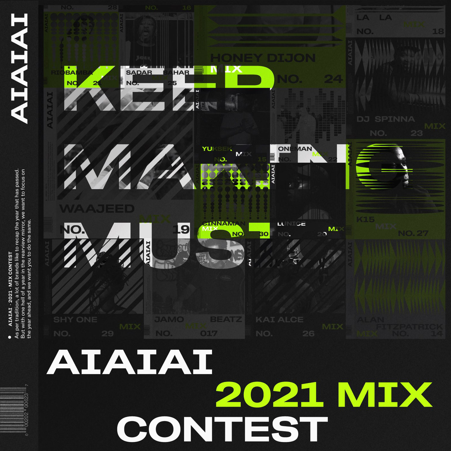 AIAIAI 2021 Mix Contest