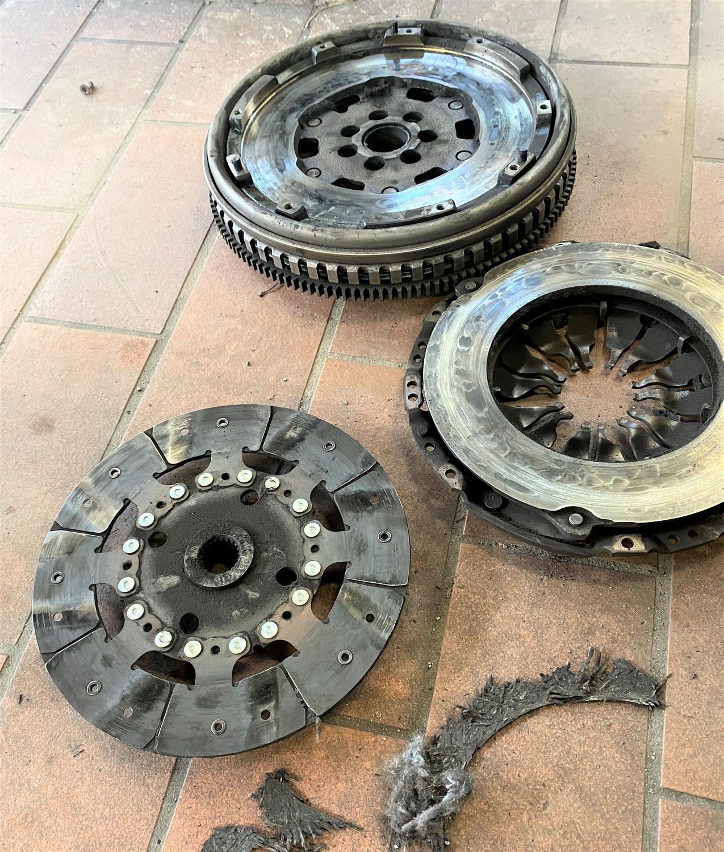 verschwundener Kupplungsbelag Renault Captur