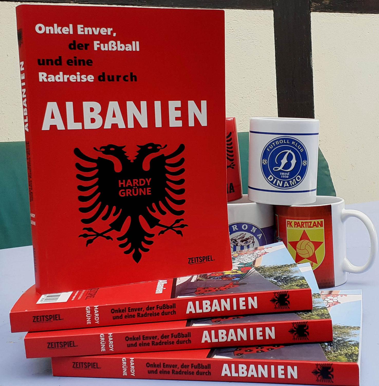 Albanien - das Buch zur Tour