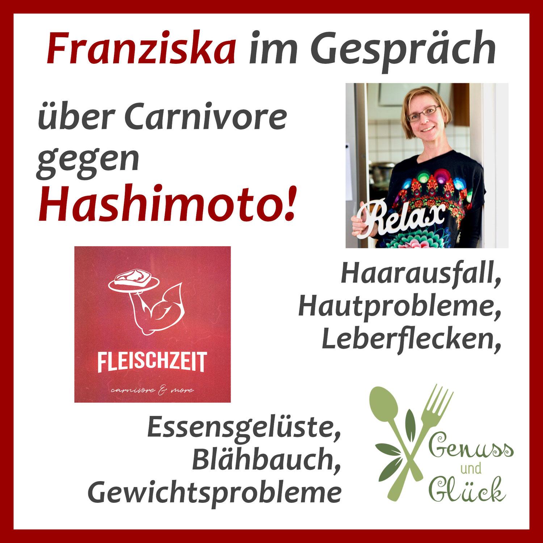 Franziska im Gespräch über Hashimoto