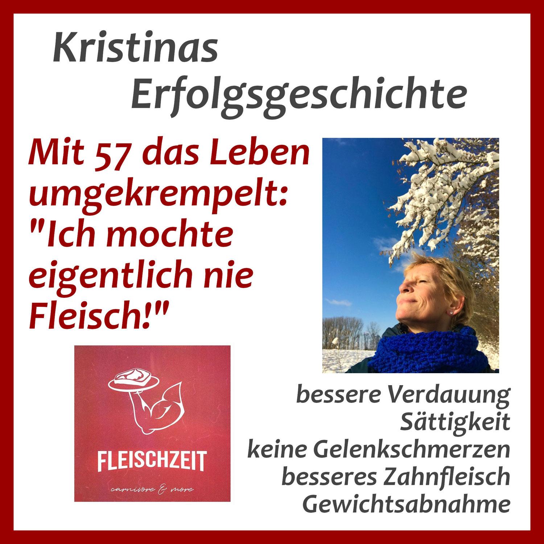 Kristinas Erfolgsgeschichte
