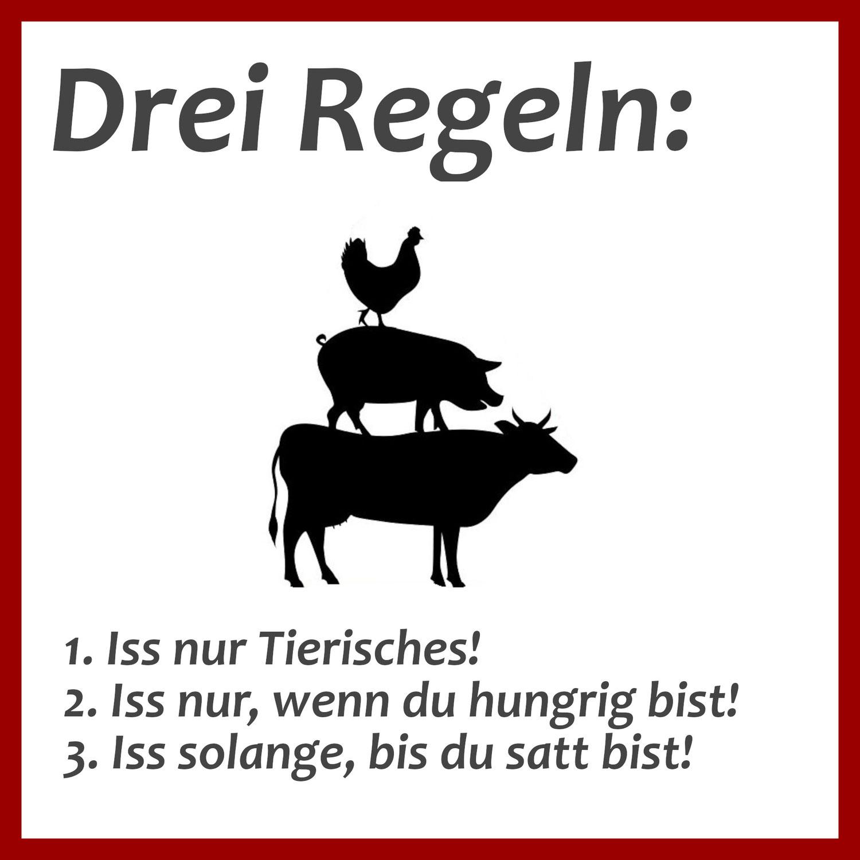 3 Regeln