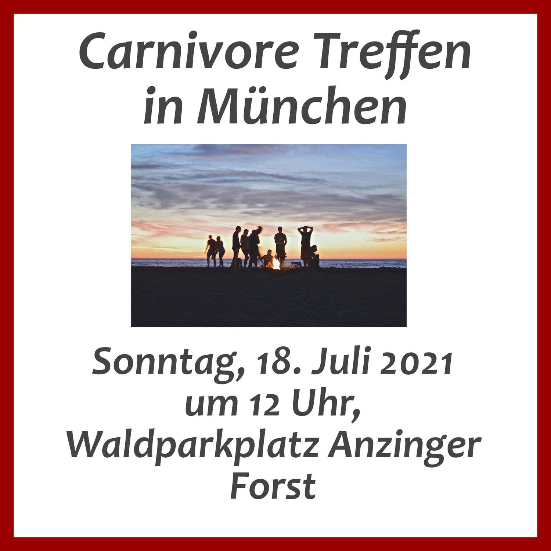 Carnivore Treffen München
