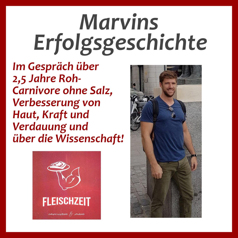 Marvins Erfolgsgeschichte