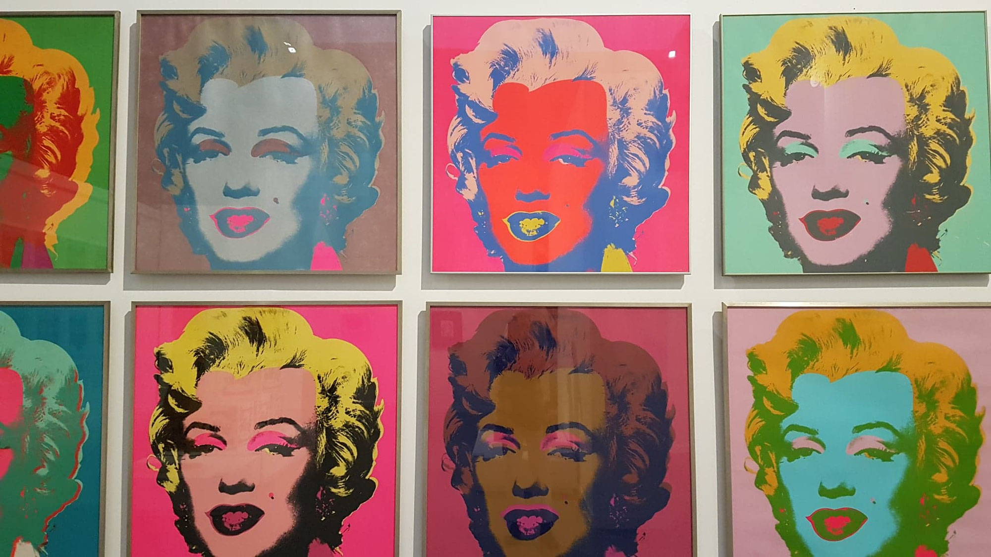 EXPO ANDY WARHOL A LA BOVERIE