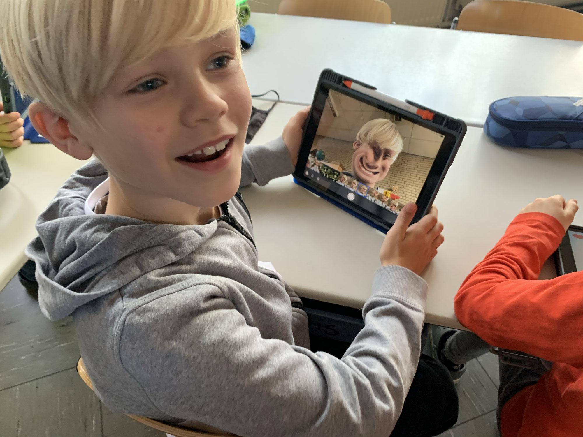 iPad-Testphase gestartet...