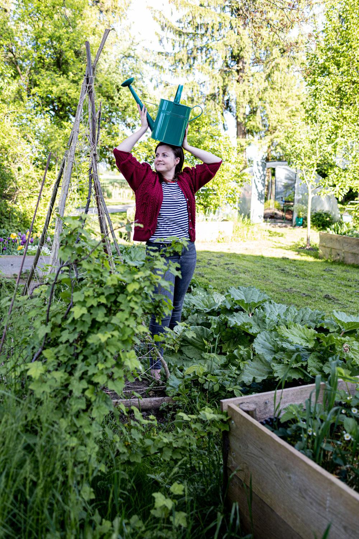 5 einfache Tipps wie dein Garten nachhaltiger wird