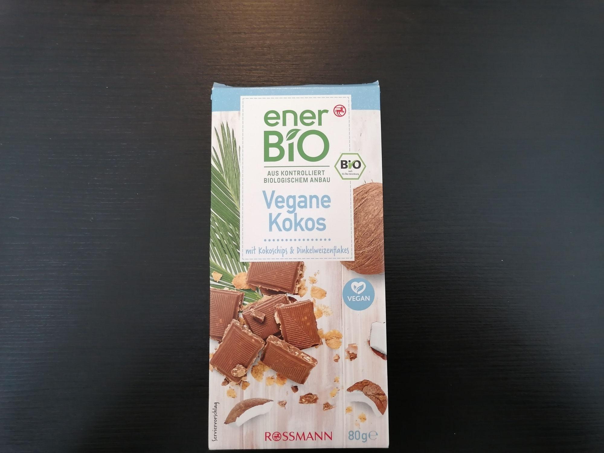 enerBio vegane Kokos