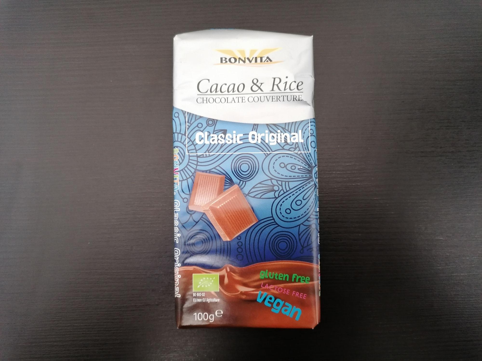 Bonnita Cacao & Rice Classic Original