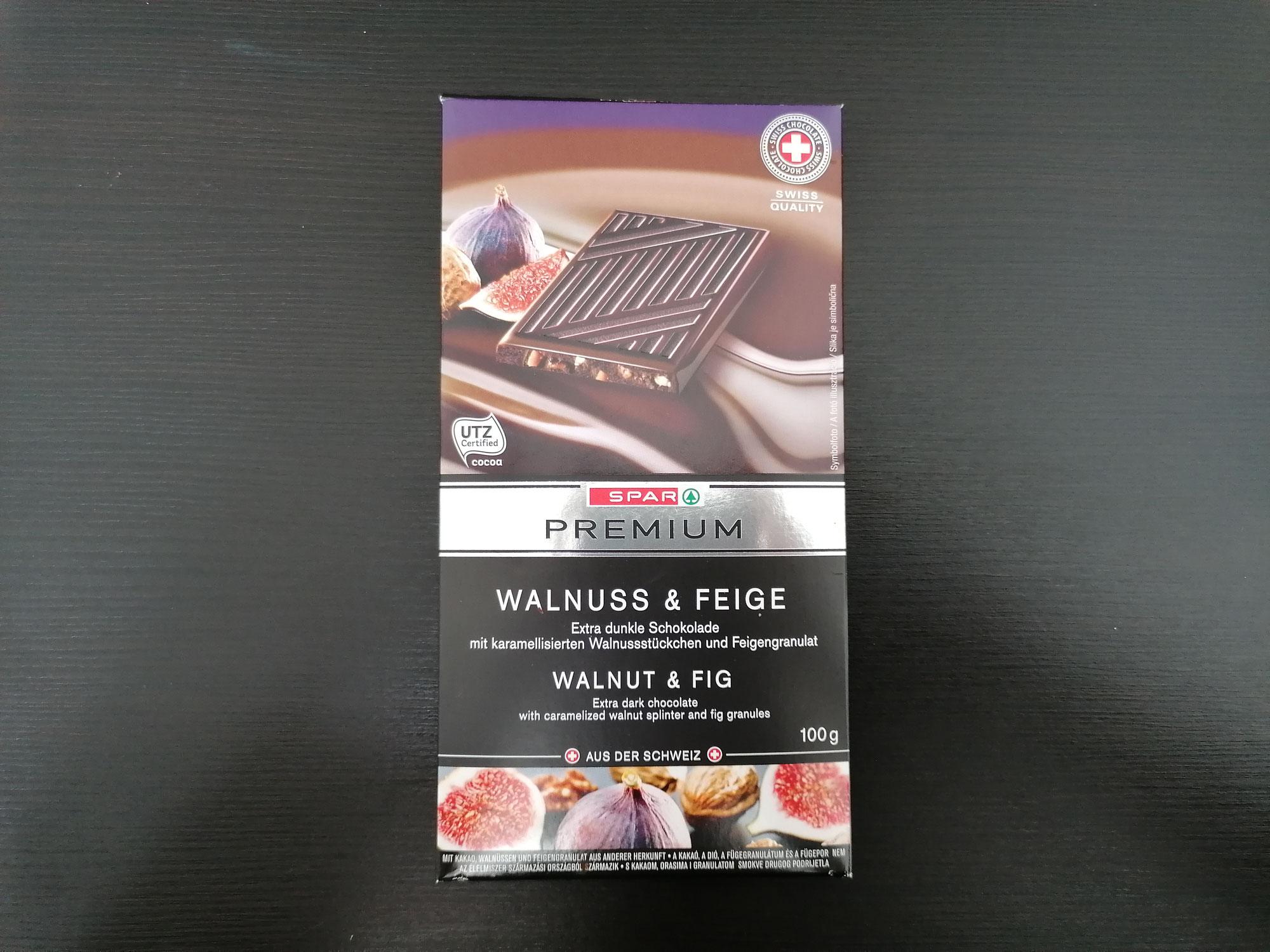 Spar Premium Walnuss & Feige