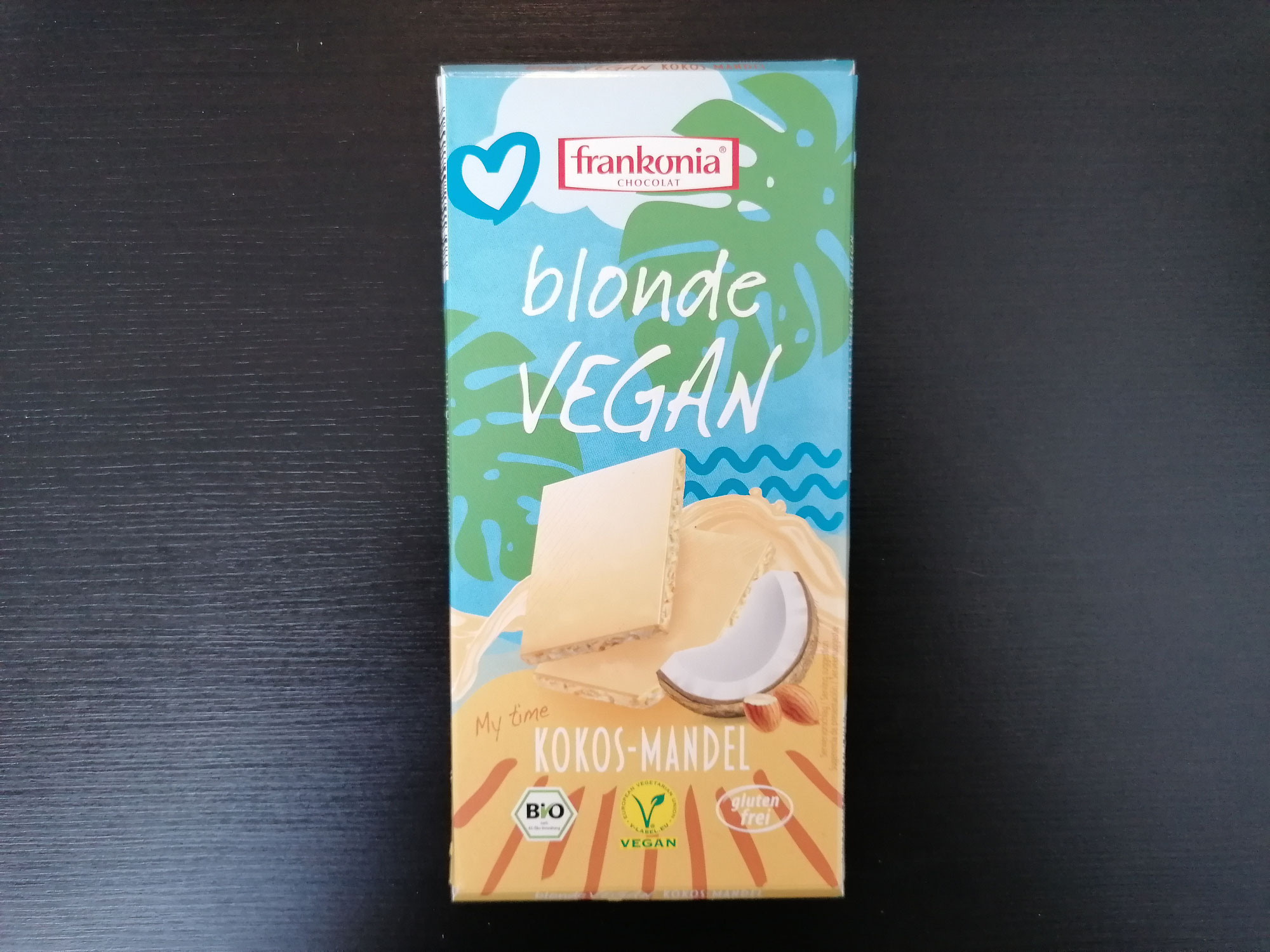 Frankonia blonde Vegan-Kokos-Mandel