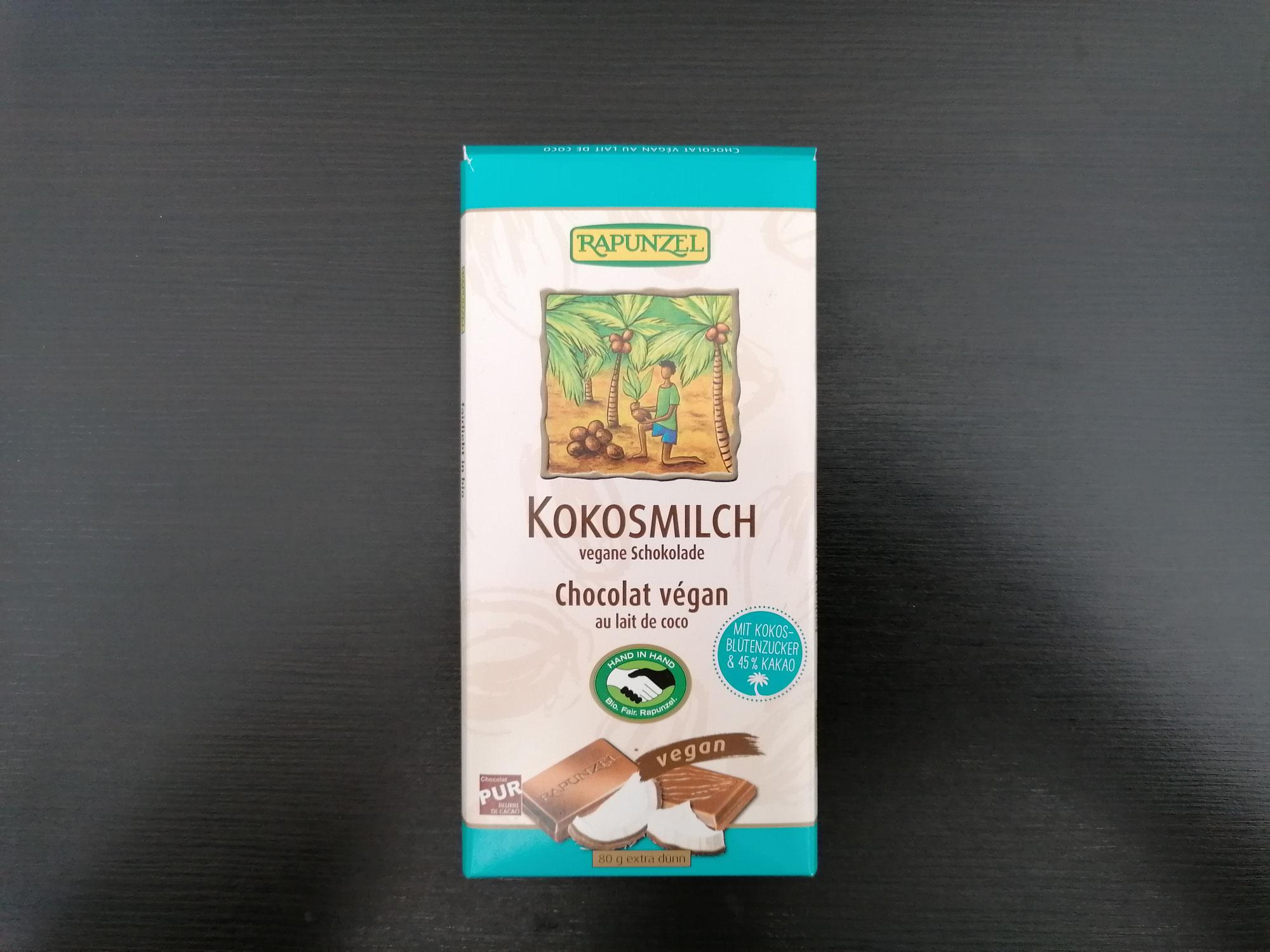 Rapunzel Kokosmilch vegan