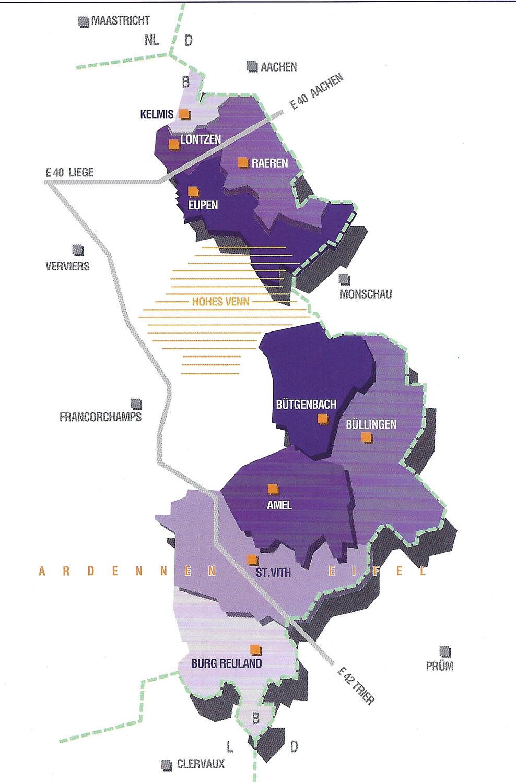 Beitrag 5: Eine institutionelle Identität für Eupen-Sankt Vith