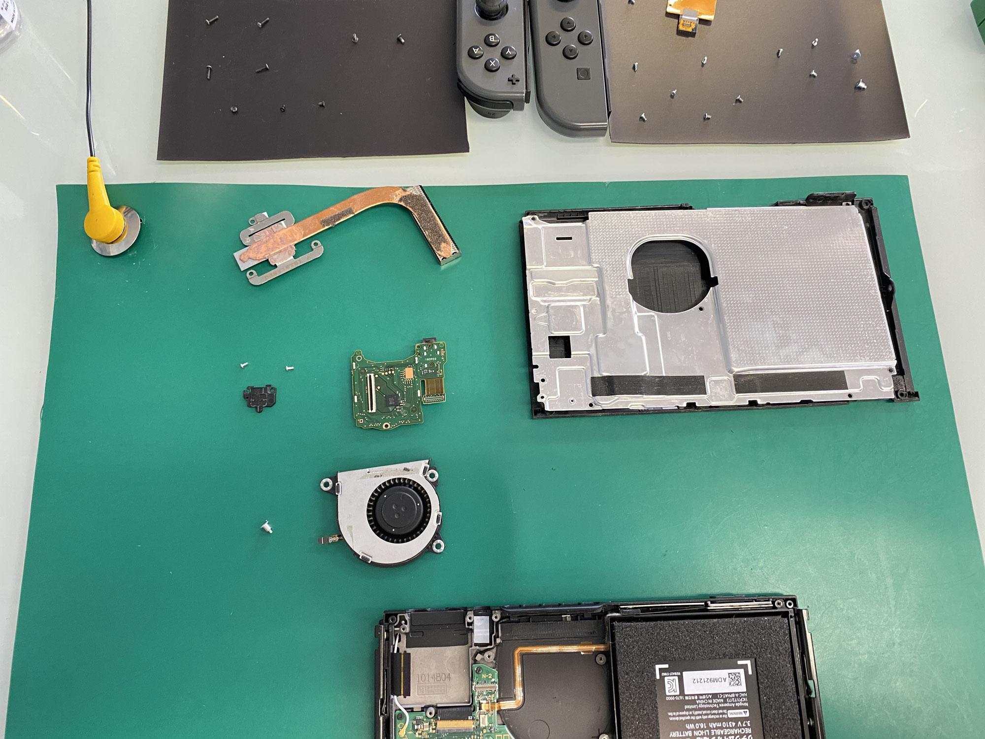 Switch修理!防府のiPhone修理店