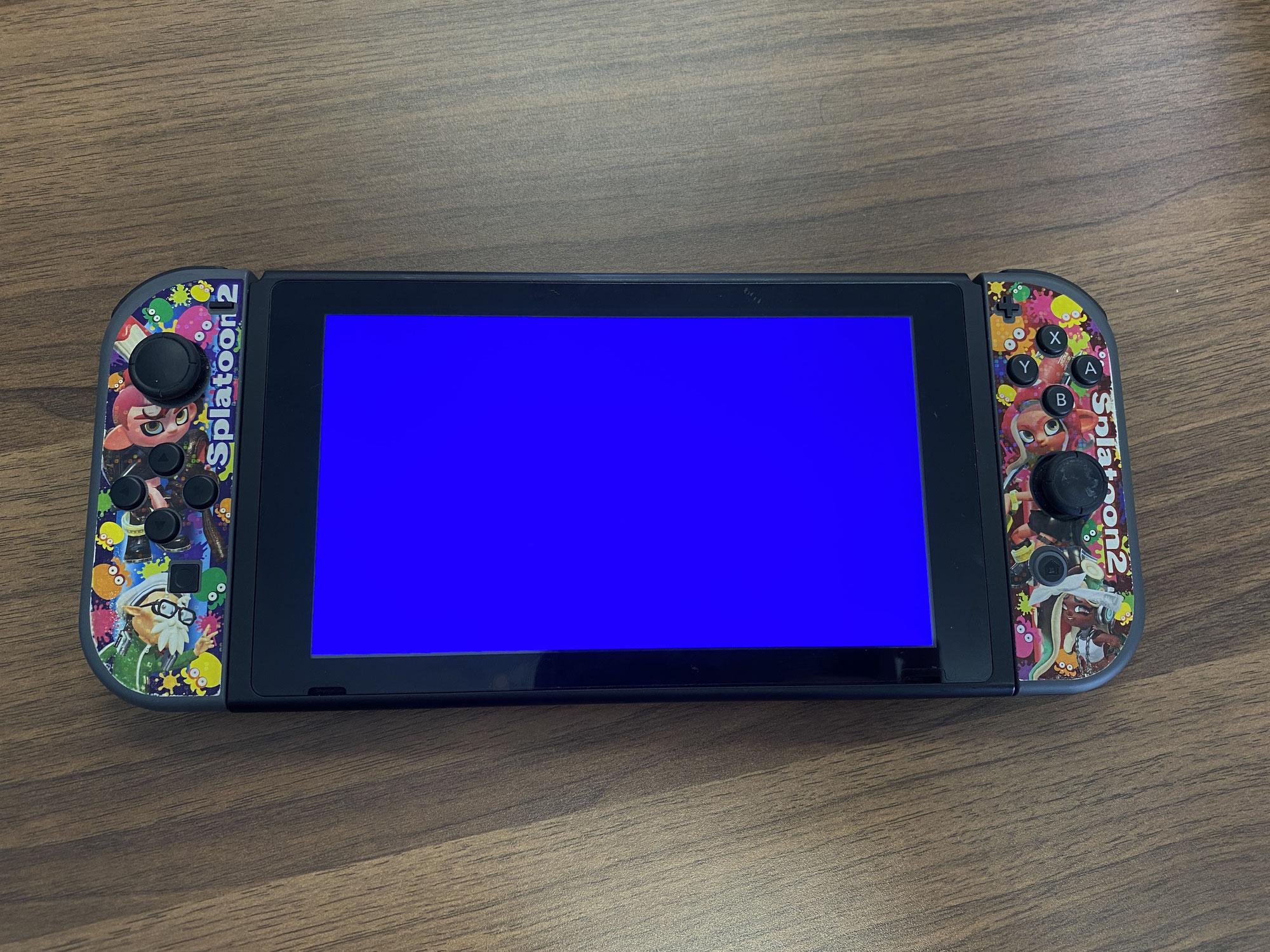 任天堂switchのエラー続出!!/Applead防府店