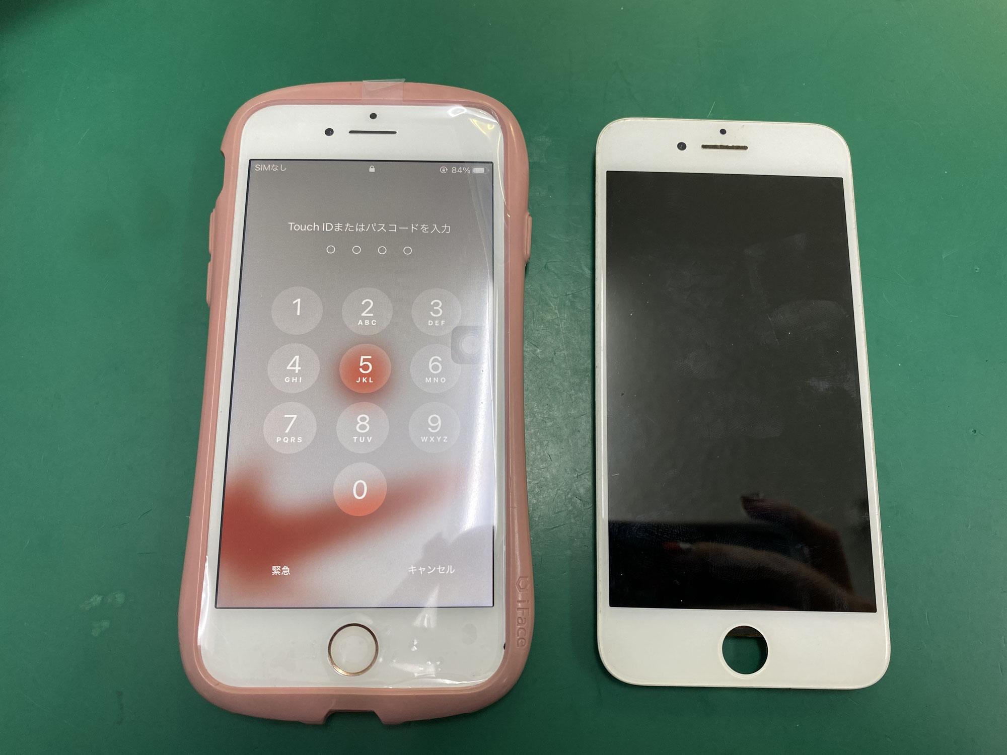 iPhone修理!防府市でもiPhone修理できますよ