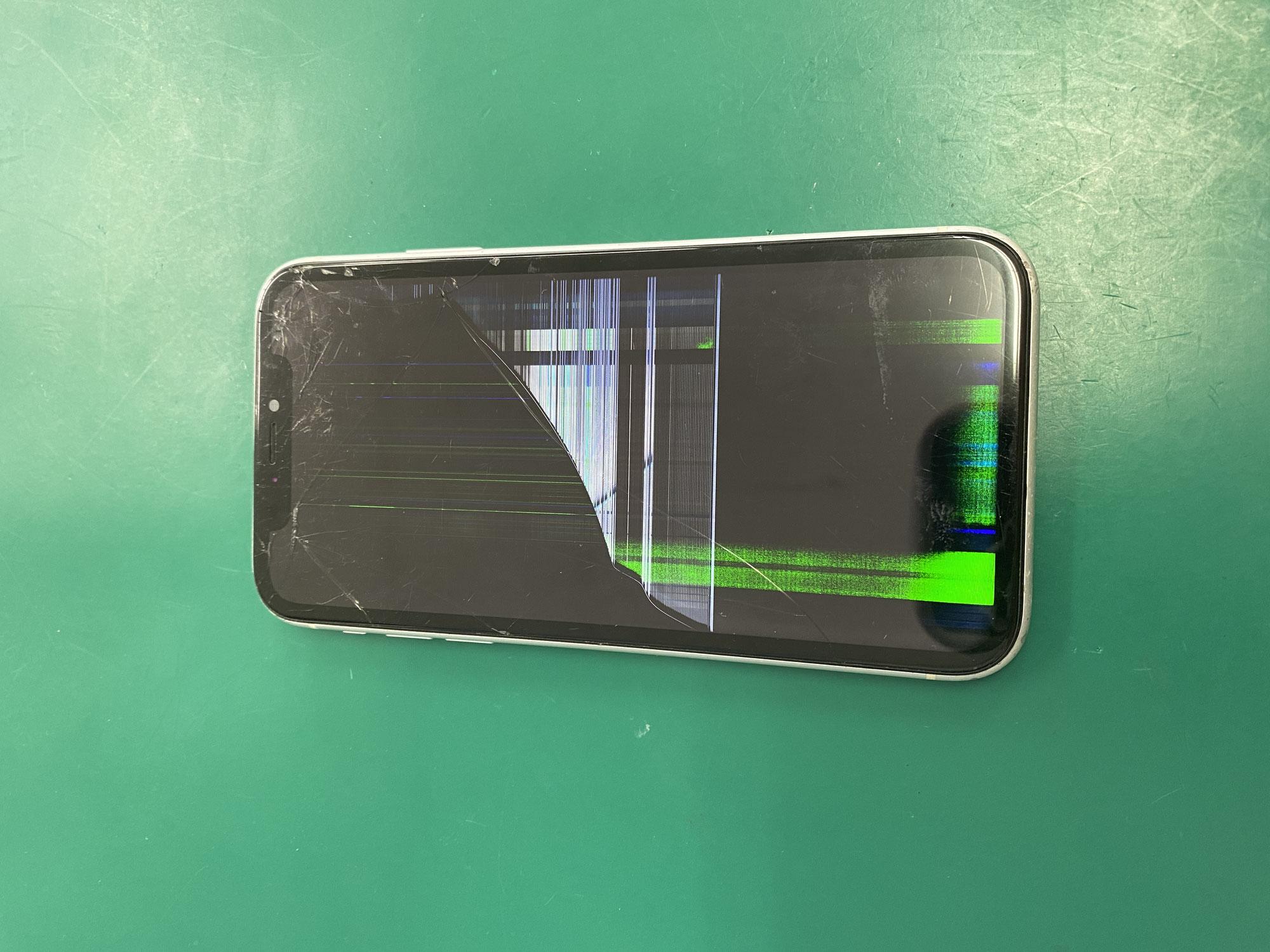 山口県防府市iPhone画面修理