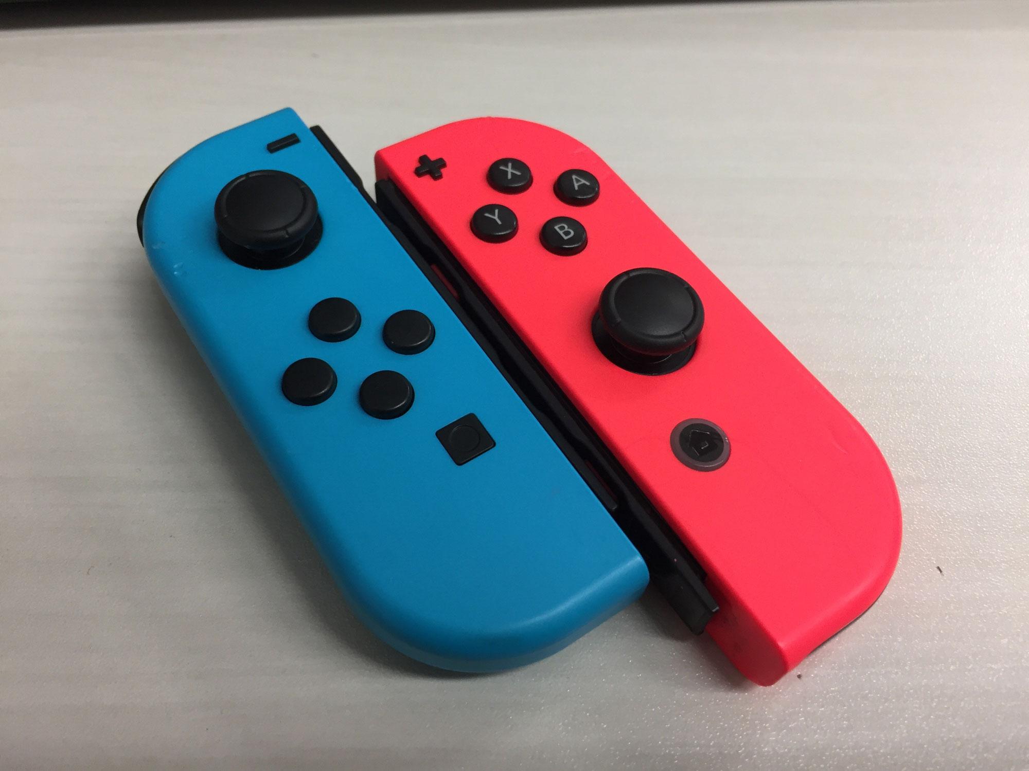 iPhone修理防府市!Switch Joy-Con修理!