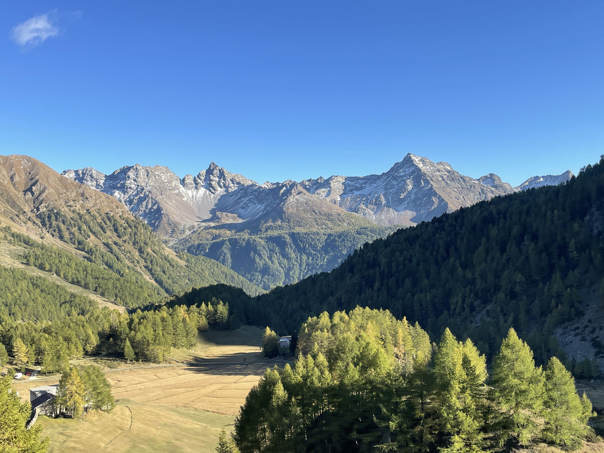 Tag 6 Rückreise über Berge, Täler und Pässe