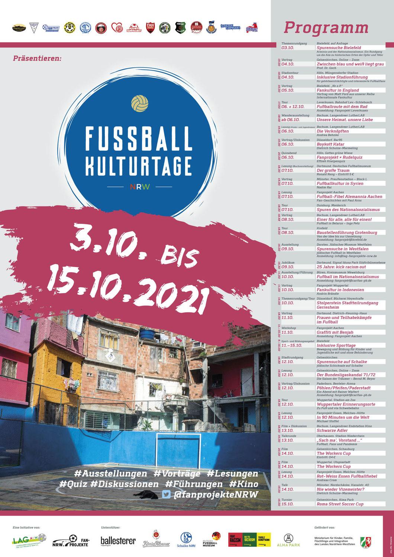NRW Fußballkulturtage 2021