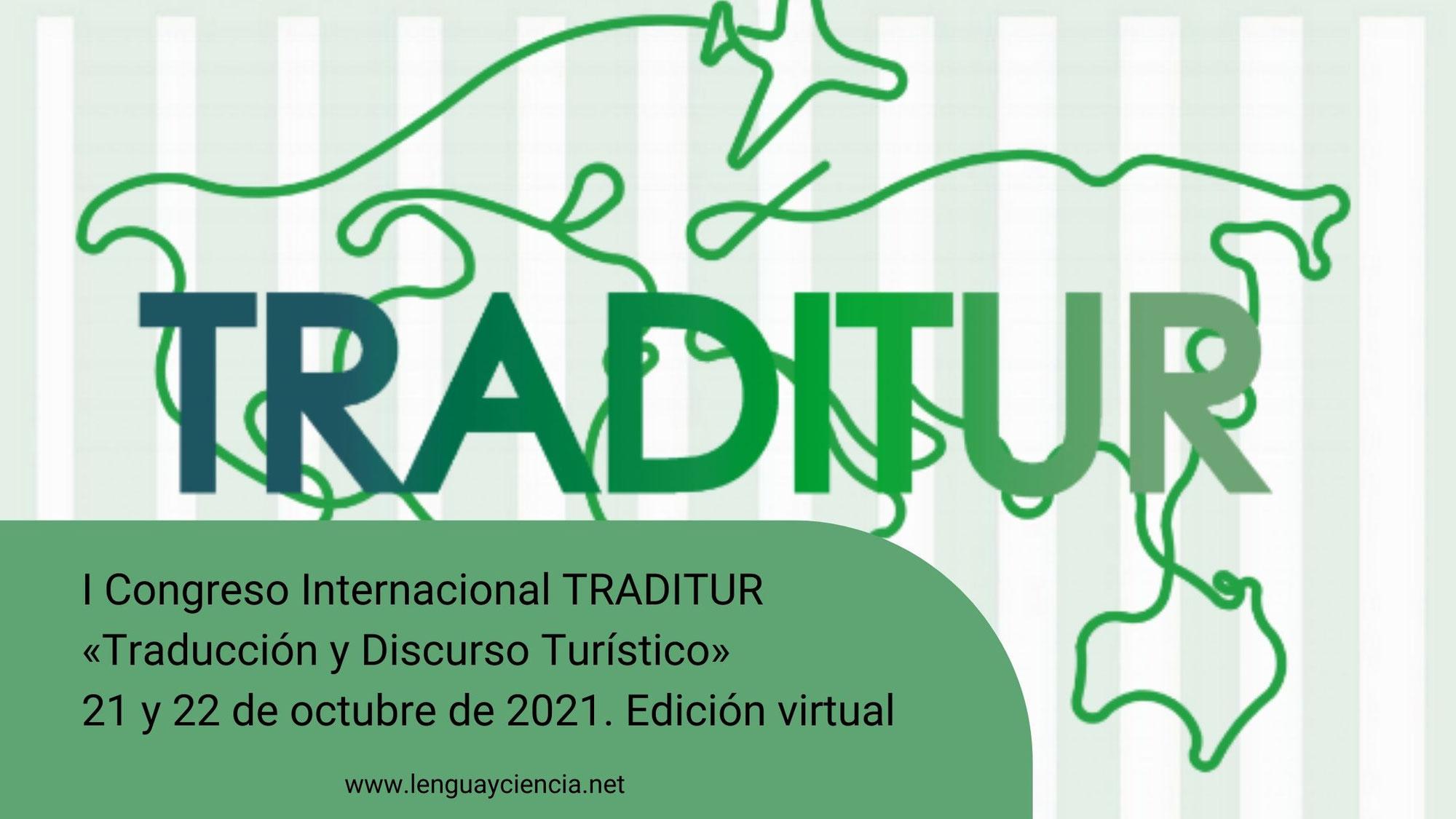 I Congreso Internacional «Traducción y Discurso Turístico». Córdoba, octubre de 2021