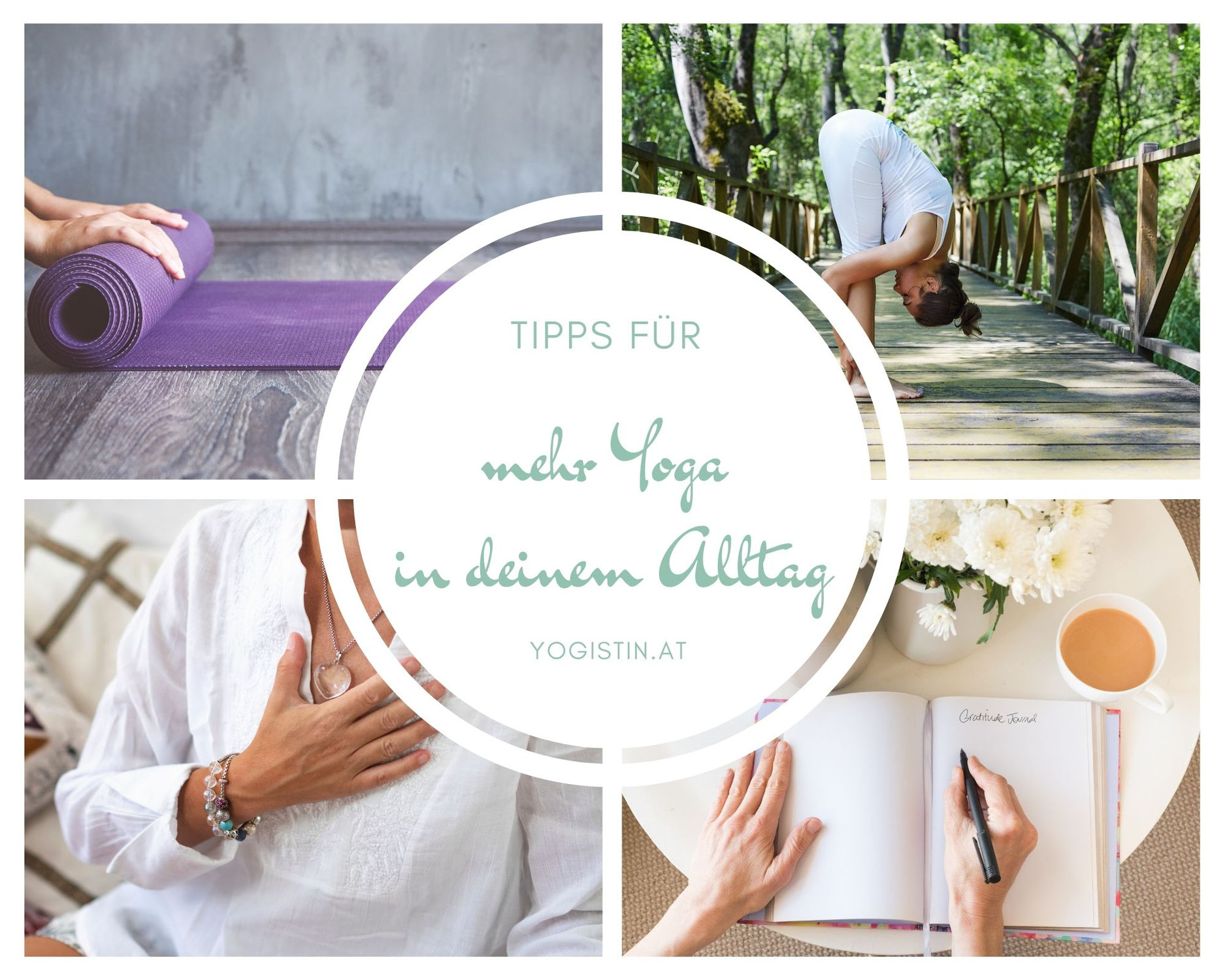 Wie du mehr Yoga in deinen Alltag bringst