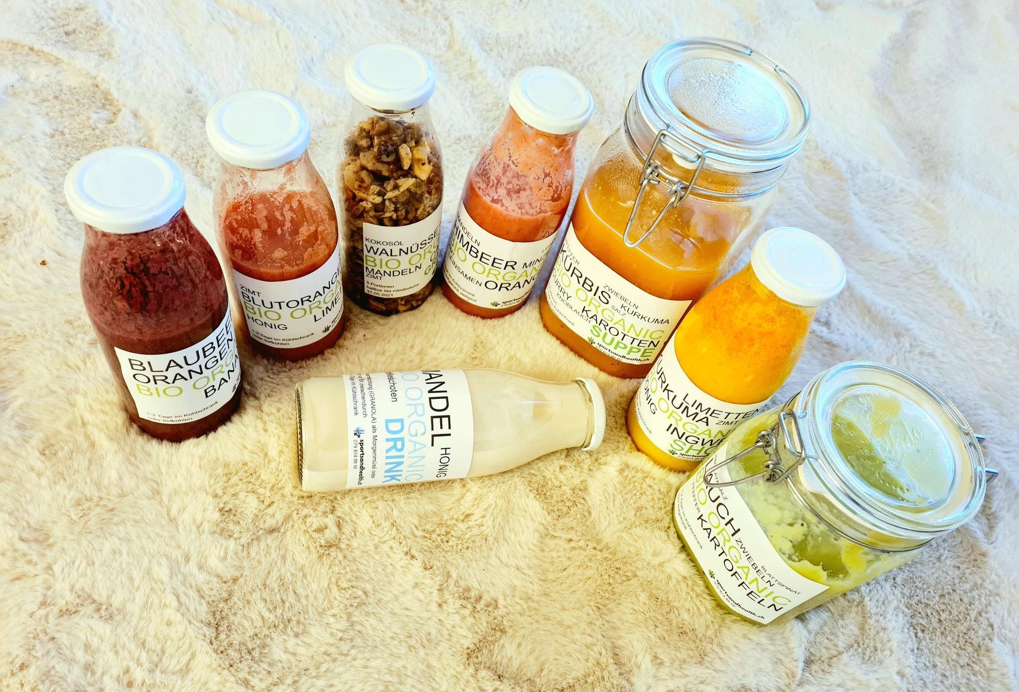 Organic Detoxing