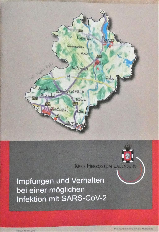 Dank Kreistagsfraktion: Informationsbroschüre an alle Haushalte verteilt