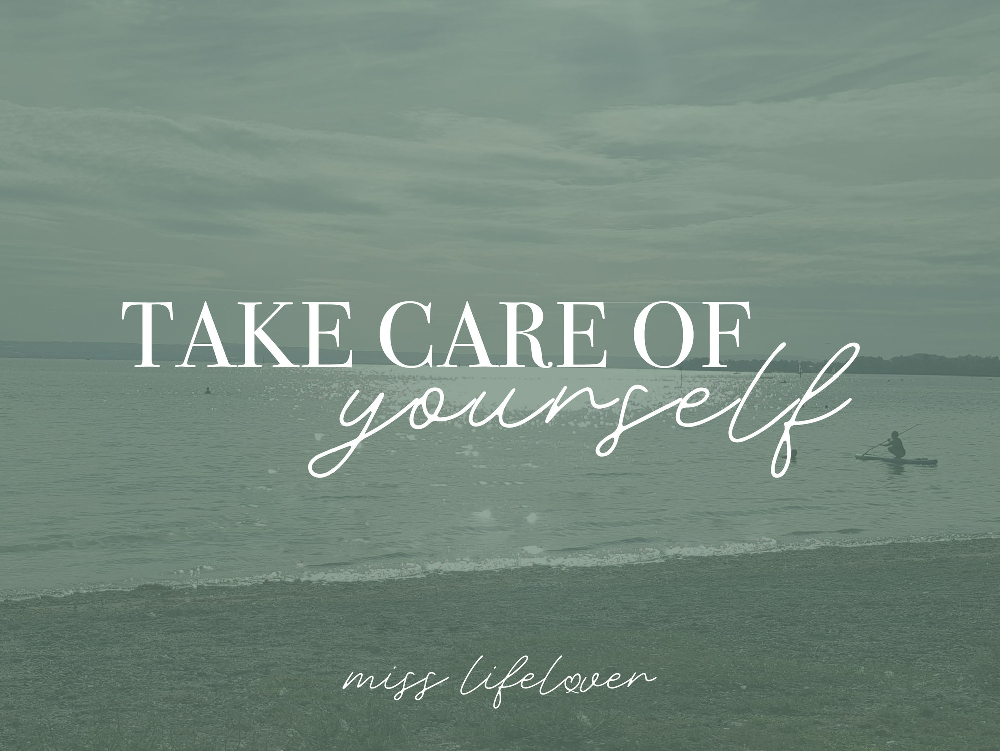 30 Tage Self-Care Challenge