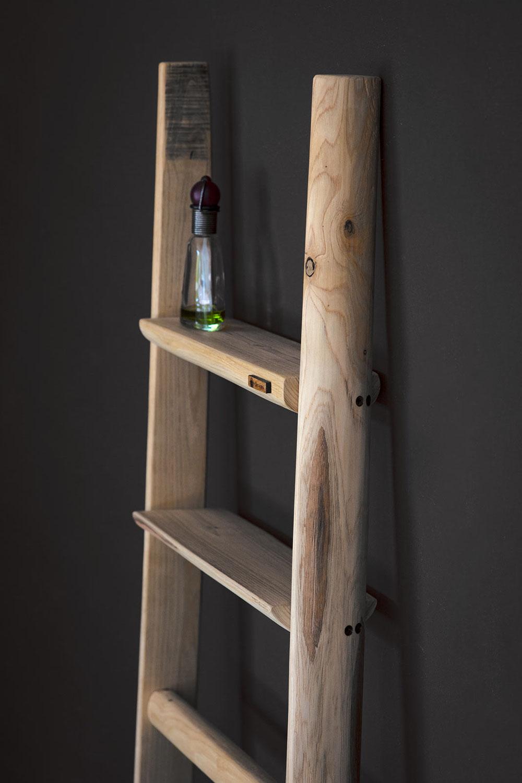 Scala Di Legno Decorativa blog di arredamento vintage e scale a pioli in legno per