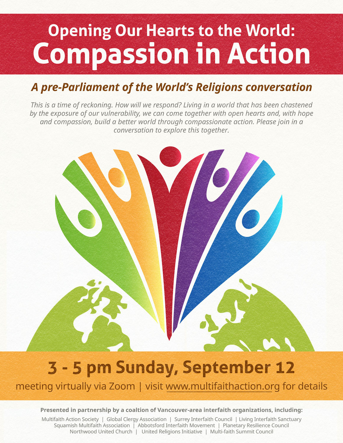 Opening Our Hearts to the World: Compassion in Action