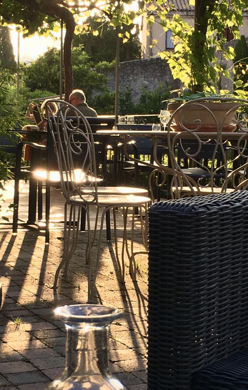Übernachtungs-Tipp No. 1: Chambres d'hôtes Les Jardins de la Livrée in Villeneuve-les-Avignon