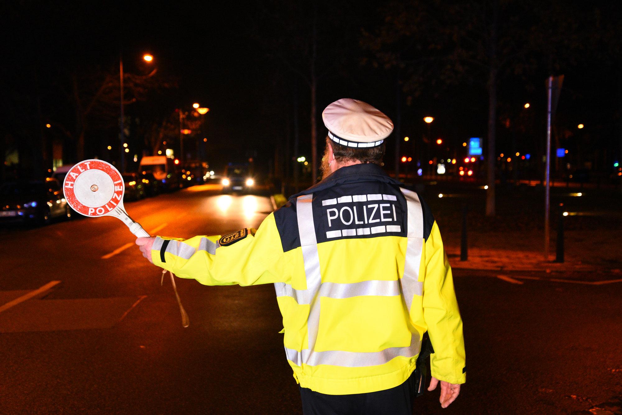 Eberbach/Rhein-Neckar-Kreis: Schwerpunktkontrollen zur Bekämpfung der Hauptunfallursache Alkohol und Drogen im Straßenverkehr