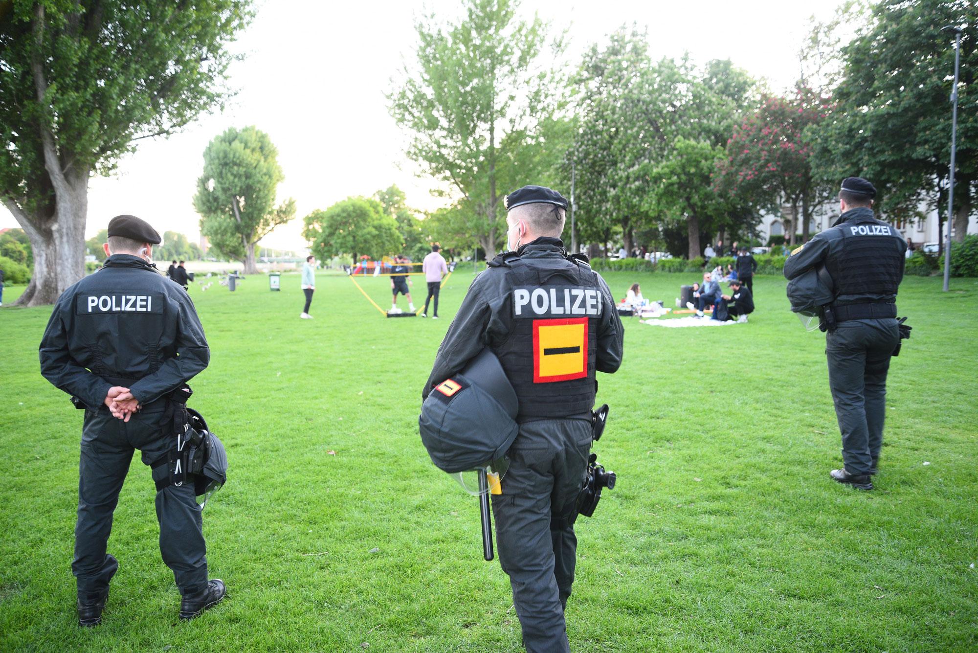 """Mannheim/ Heidelberg/ Rhein-Neckar-Kreis: """"Brennpunkte Sommer 2021"""" - Neues polizeiliches Konzept für mehr Sicherheit im öffentlichen Raum"""