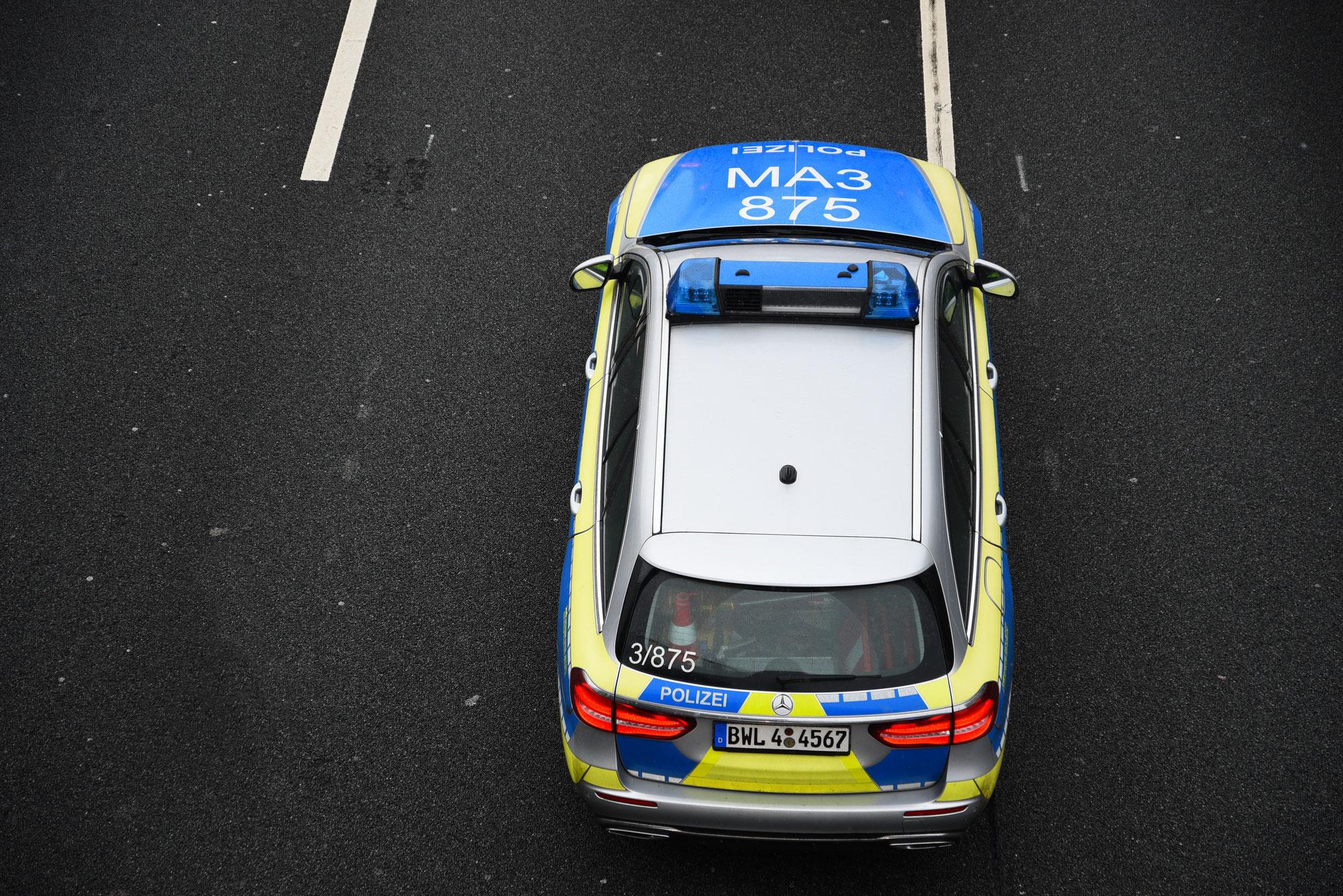 Karlsruhe: Mehrere Autofahrer gefährdet - Polizei sucht Zeugen und Geschädigte